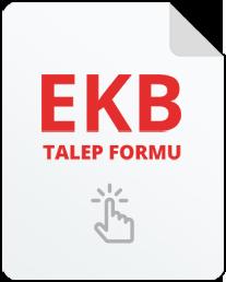 EKB Talep Formu